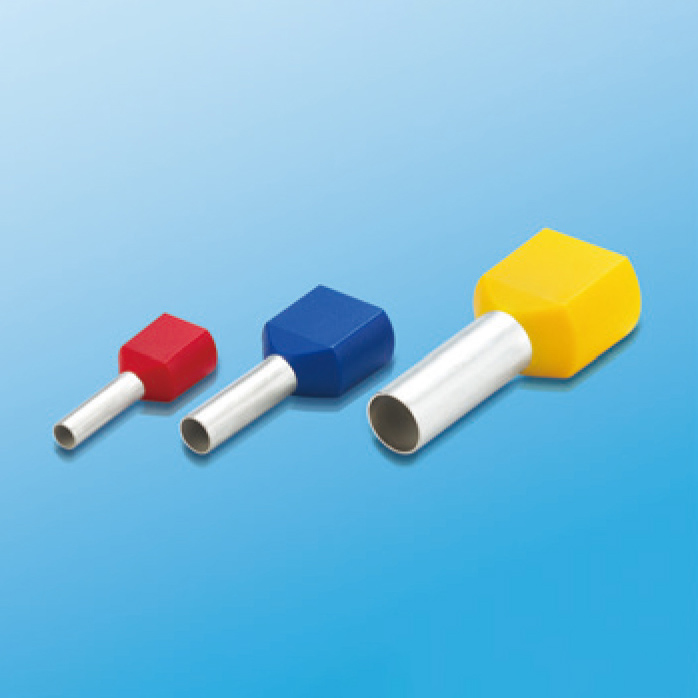 Crewel tube pre-insulating terminal(Type TG-JT)